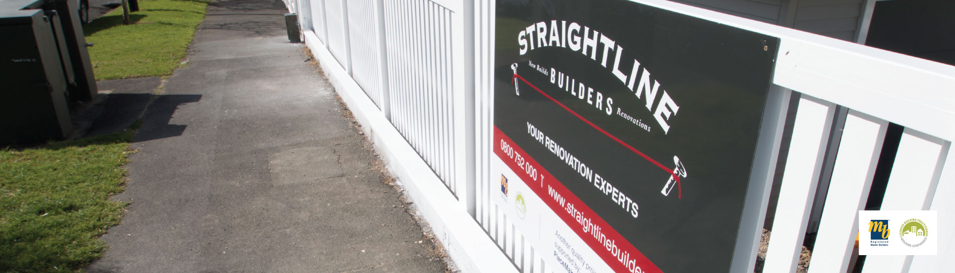 Auckland builders Straightline