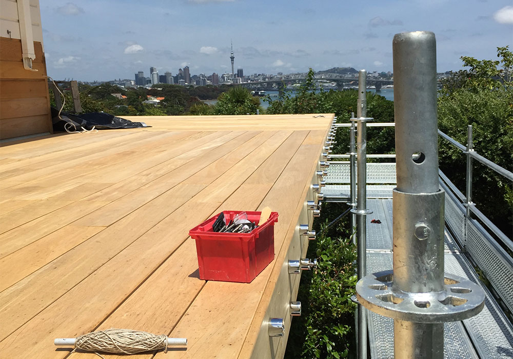 New deck builders in Auckland