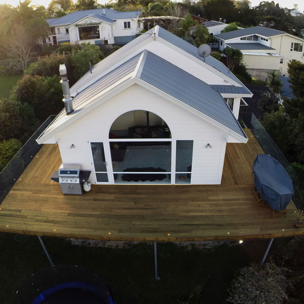 Straightline Builders northcote after photo