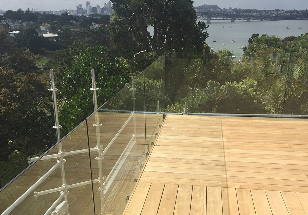 Deck in Northcote, Auckland