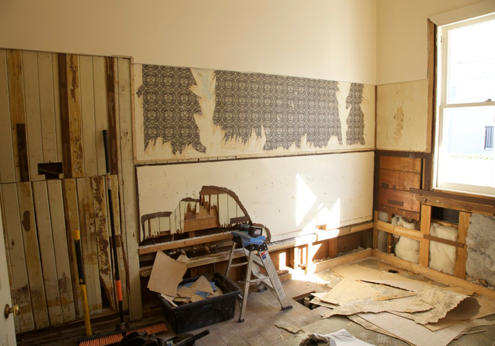 Building renovations Remuera